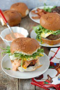 Juicy-Bacon-and-Egg-cheese-Breakfast-Burger-BoulderLocavore-714