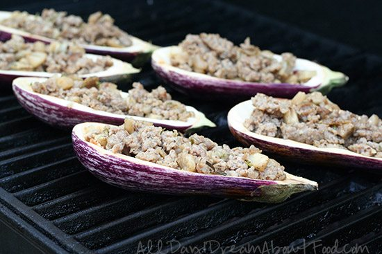 Paleo Stuffed Eggplant Recipe