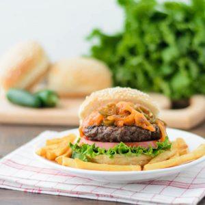 Volcano-Buffalo-Burger