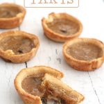 Low Carb Butter Tarts