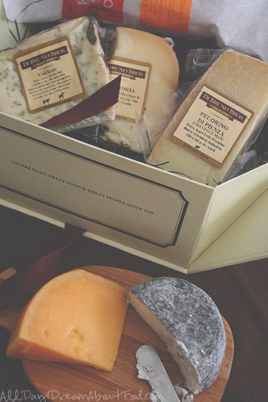 Di Bruno Bros gourmet gift basket