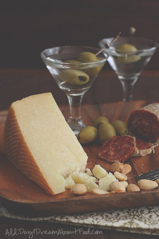 Pecorino-Perfect martini