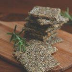 Low Carb Nut-Free Cracker Recipe