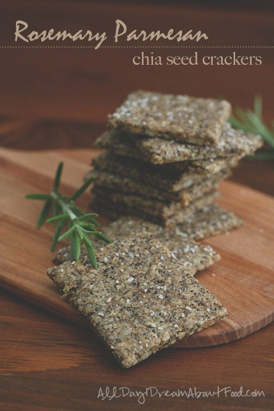 Low Carb Nut-Free Cracker Recipe