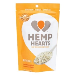 Low Carb Hemp Hearts
