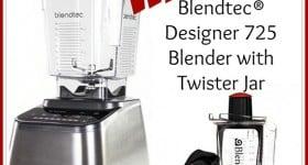 Blendtec 725 Designer Blender wi