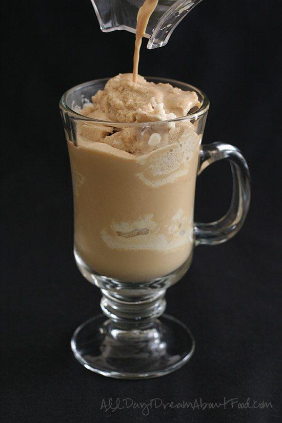 Sugar-free Caramel Frappuccino