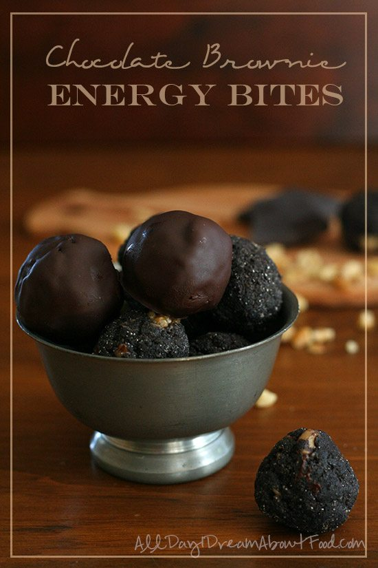 Low Carb Chocolate Energy Bites Recipe