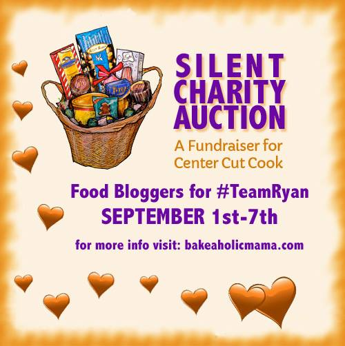 Team Ryan Blogger Auction