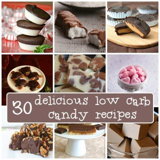 Best Low Carb Keto Candy Recipes
