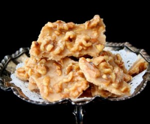 Low Carb Maple Walnut Candy