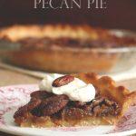 Low Carb Maple Pecan Pie
