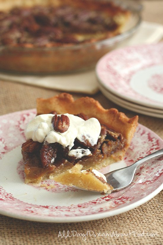 The Best Low Carb Maple Pecan Pie