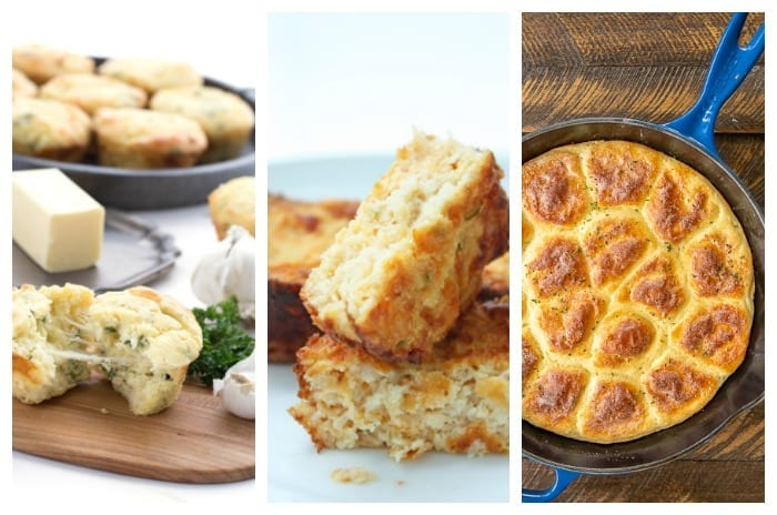 Keto Breads and Biscuits Recipes