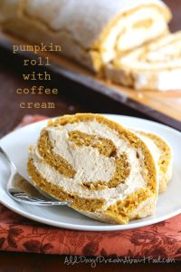 Low Carb Pumpkin Roll Recipe