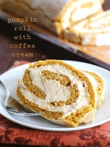 Low Carb Pumpkin Roll Recipe