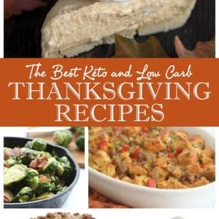 Best Keto Thanksgiving Recipes