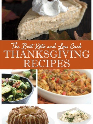 Best Keto Thanksgiving Recipes