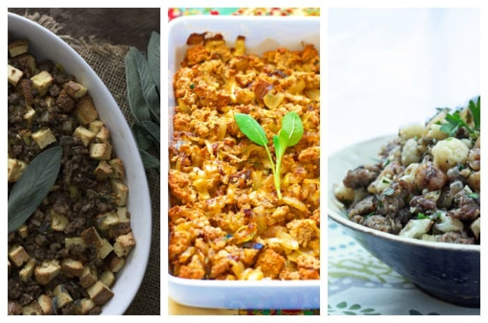 Keto Stuffing Recipes