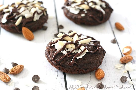 Low Carb THM Almond Joy Muffins S Recipe