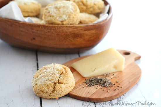 Low Carb Grain-Free Biscuit Recipe