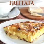 Low Carb Bacon And Brie Frittata Recipe