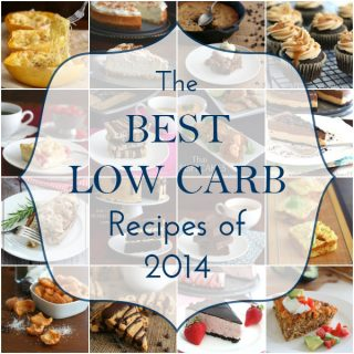 Best Low Carb Recipes of 2014