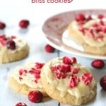 Low Carb Cranberry Bliss Cookie Recipe