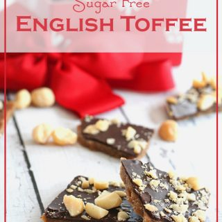 Low Carb English Toffee Recipe