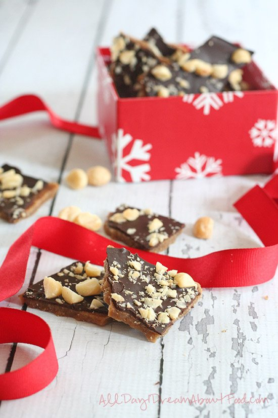 Low Carb Gluten-Free Christmas Candy Recipe