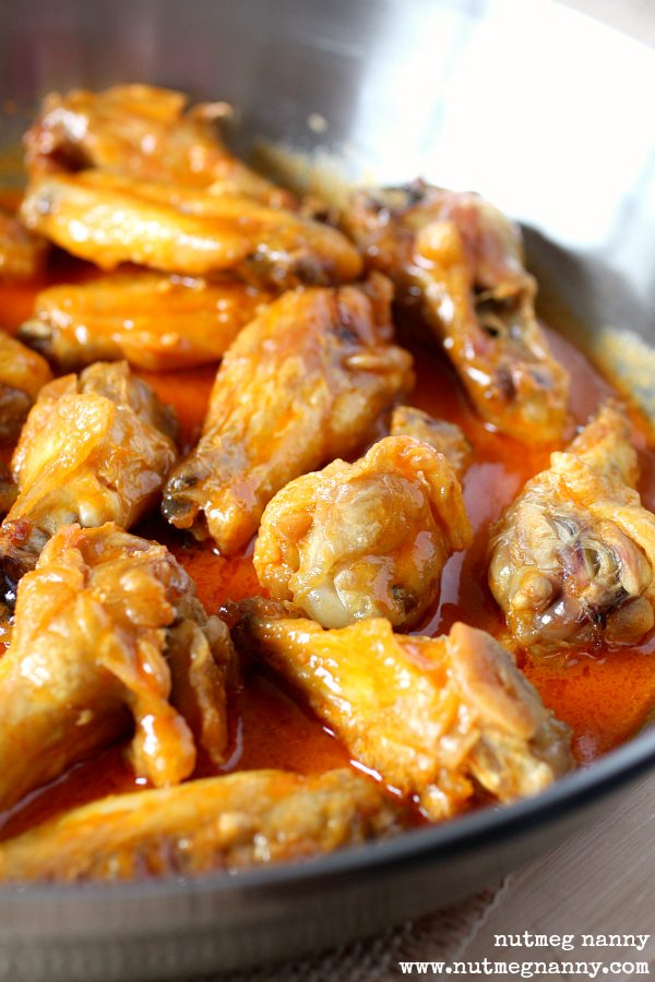 Baked-Garlic-Buffalo-Chicken-Wings30
