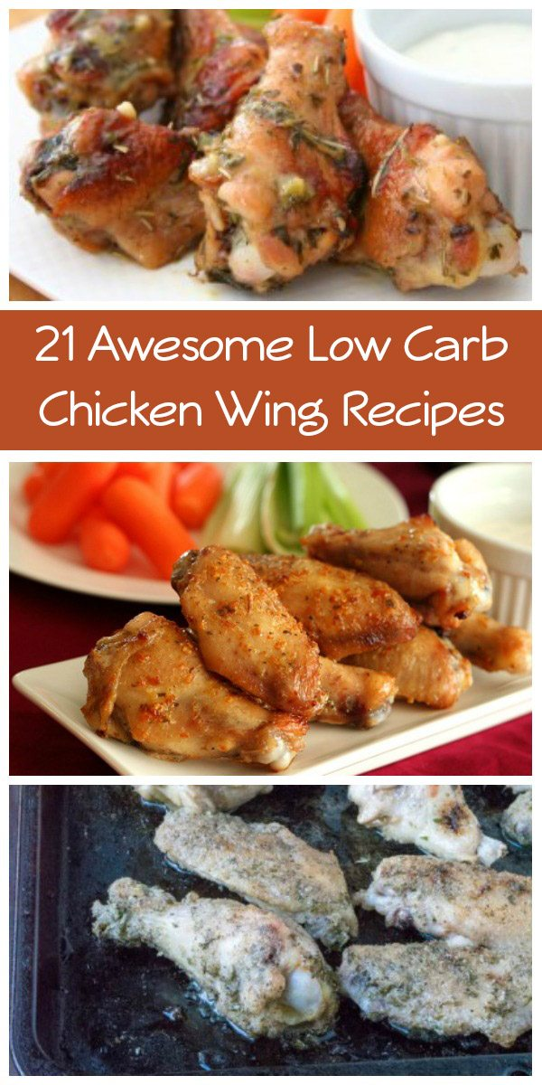 The Best Low Carb Chicken Wings All Day I Dream About Food