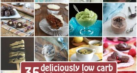 Best Low Carb Dairy-Free Dessert Recipes