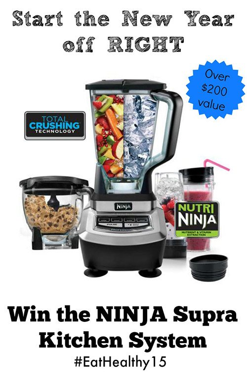 Ninja Giveaway