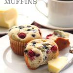 Low Carb Grain-Free Pancake Muffins