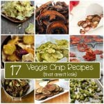 Low Carb Paleo Vegetable Chips