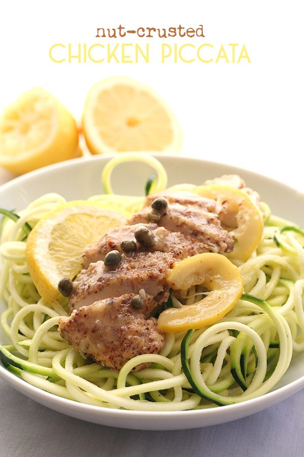 Low Carb Chicken Piccata Recipe