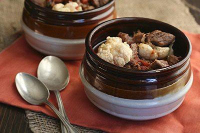 Low Carb Moroccan Lamb Stew