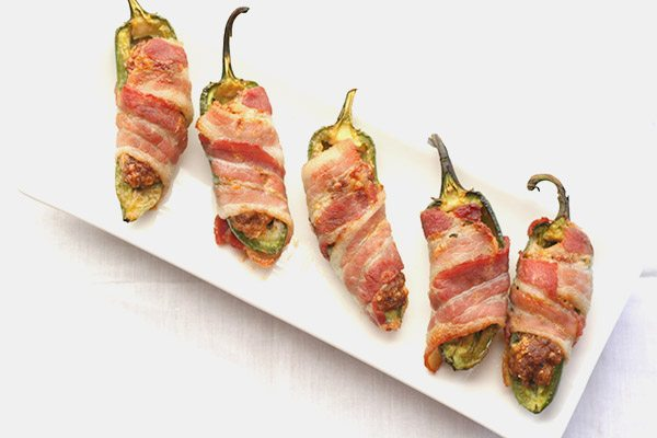 Best jalapeño popper recipe low carb grain-free