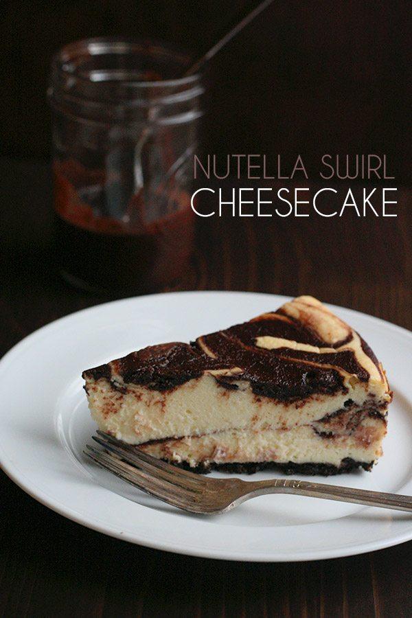 low carb grain free nutella swirl cheesecake recipe. Black Bedroom Furniture Sets. Home Design Ideas