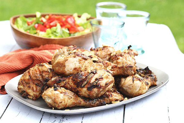 Best low carb peanut grilled chicken recipe