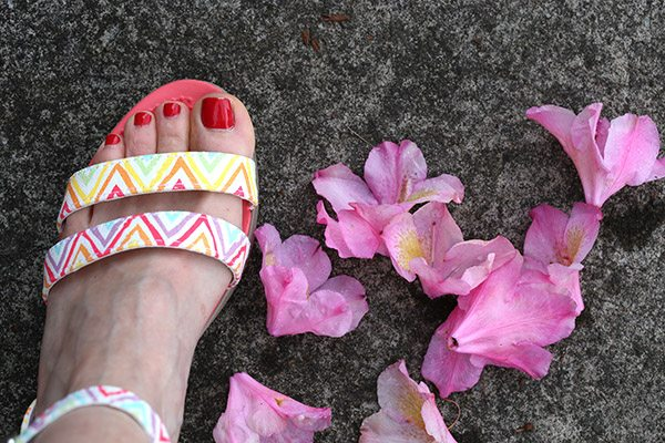 Croc Wedges, perfect for summer!