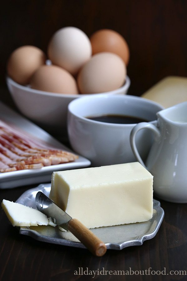 Rethink your super foods. Why Bacon and Butter are good for you!
