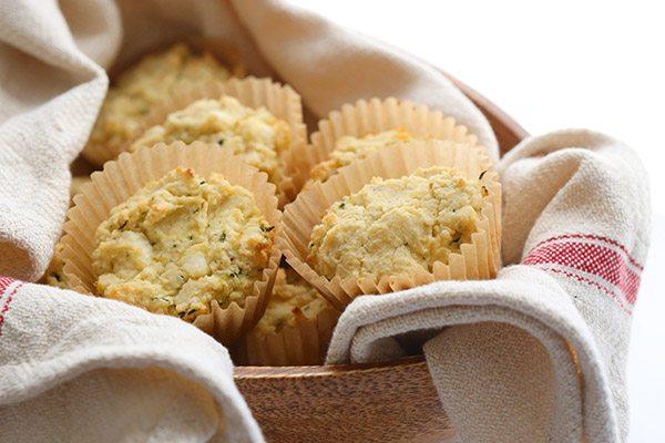 Low Carb Zucchini Muffin Recipe