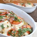 Low Carb Caprese Chicken Recipe