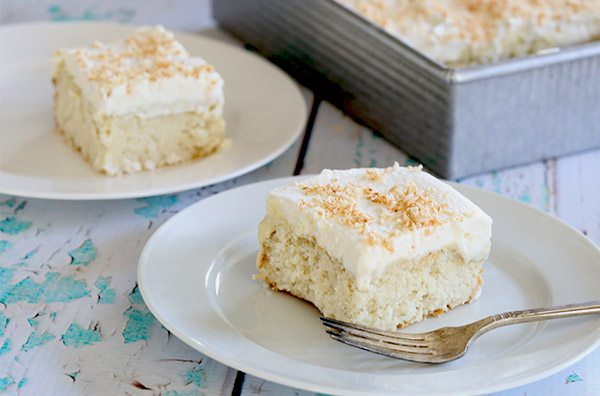 Low fat poke cake recipe