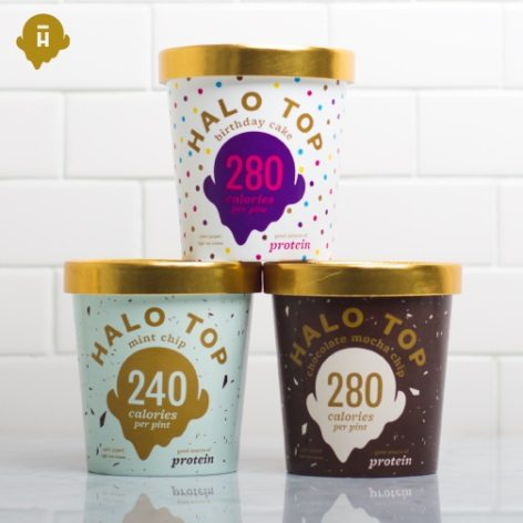 Even At 5g Net Carbs It Just Isnt Worth To Me Some People Seem Really Like But I Am Not A Fan Neither Were My Kids Halo Top