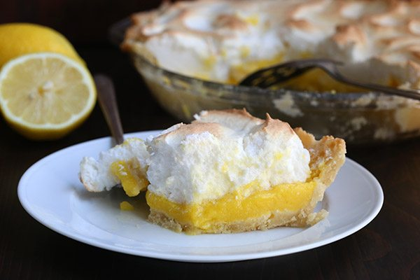 Classic lemon meringue pie made sugar free and low carb. Guilt-free indulgence!