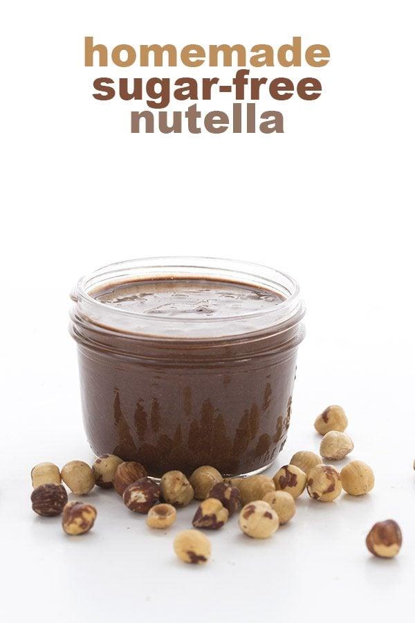 Keto Sugar-Free Nutella Recipe