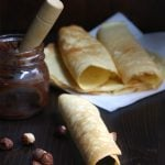 Low Carb Cream Cheese Almond Flour Crepes Recipe